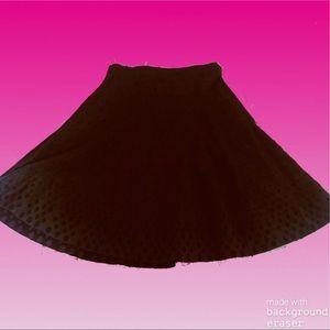 2 sided skater skirt 💕 -> 2 skirts in 1!!!!